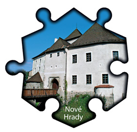 magnetka puzzle 054 hrad