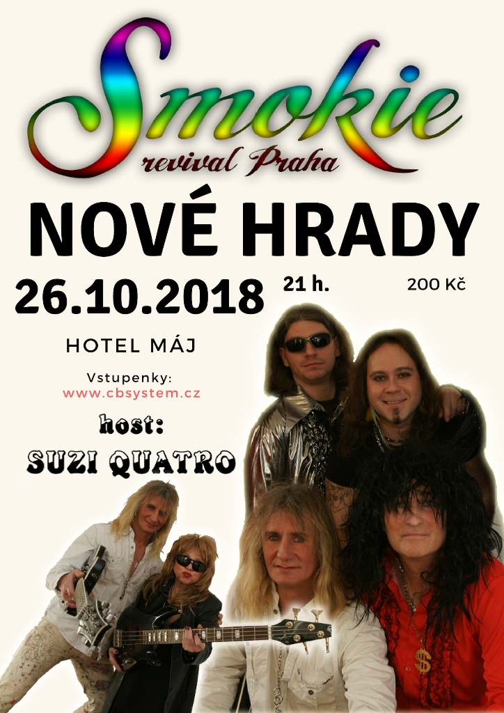 smokie revival m